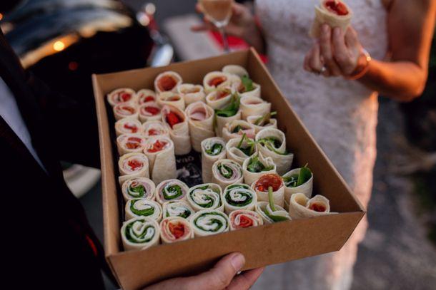 Brisbane weddings catering option
