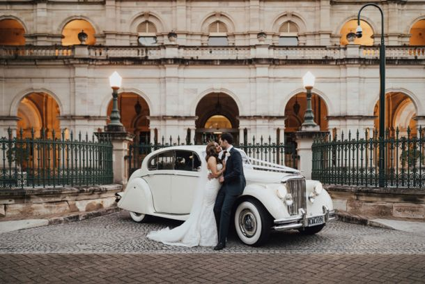 Wedding Car Hire Brisbane